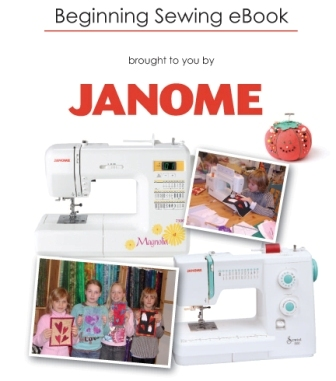 free beginner s sewing e book by janome adult begining sewing  Beginner Sewing Lessons In Humble Tx